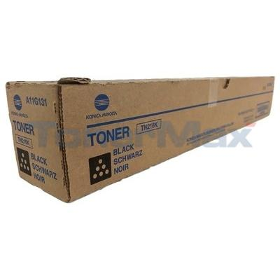 KONICA MINOLTA BIZHUB C220 TONER BLACK